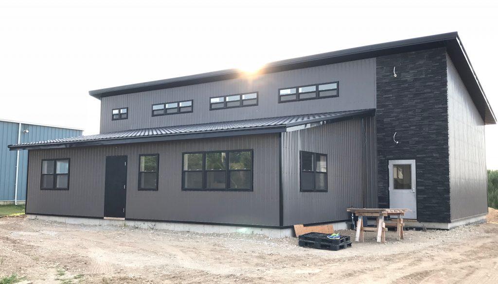EYOLF's new headquarters