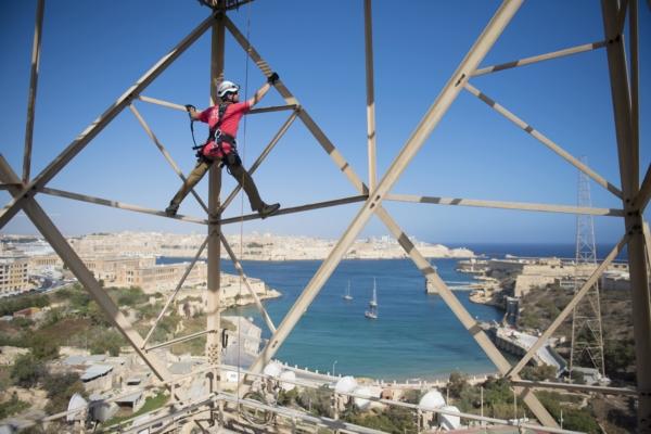 Tower Climbing