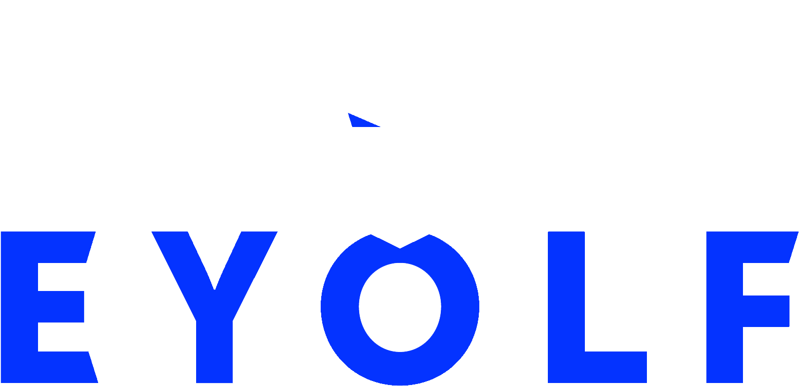 EYOLF logo without dark shading