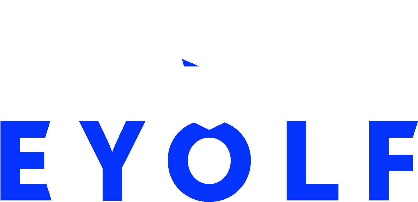 EYOLF logo without dark shading