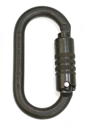 Oval Triple Action Carabiner