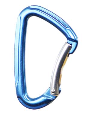 Bent Gate Carabiner