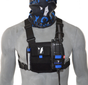 Gjallarhorn Radio Chest Harness