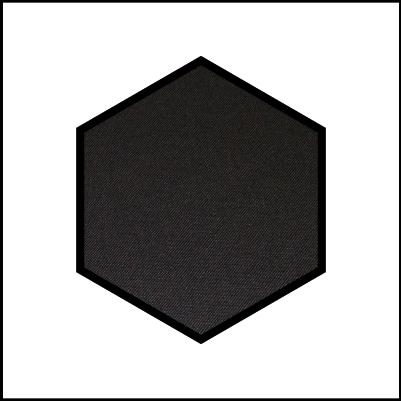 Cordura Colours - Black