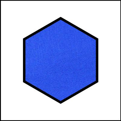 Cordura Colours - Blue