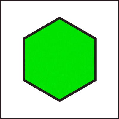 Cordura Colours - Neon Green