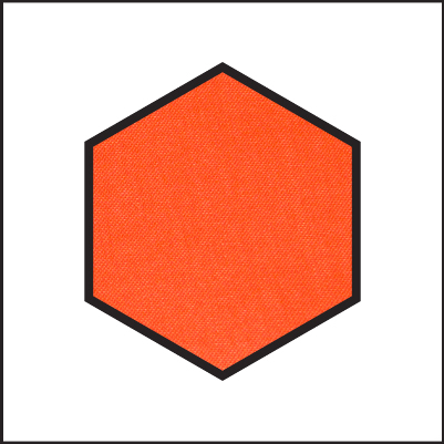 Cordura Colours - Orange