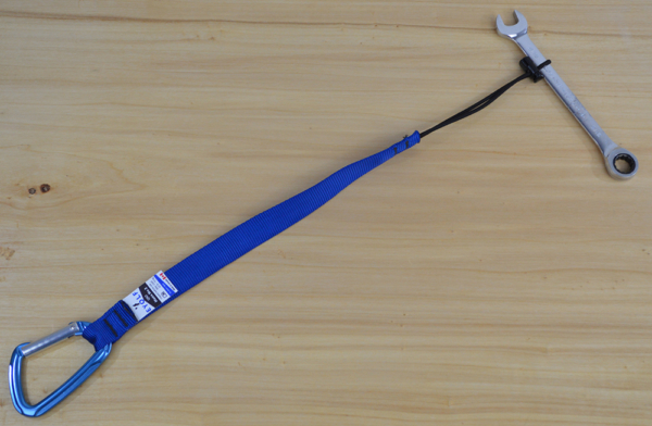 Q62 Manx No. 2 45cm Tool Lanyard with Connector