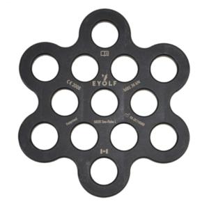 Sno-Flake Rigging Plate
