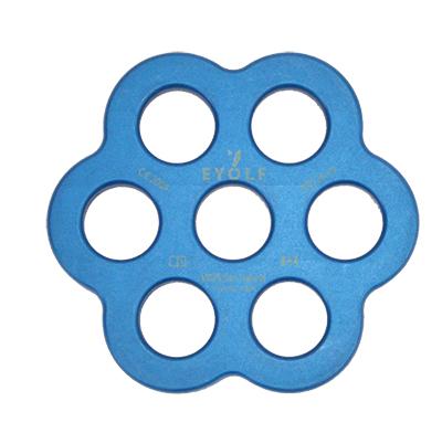 SnoFlake Medium Blue