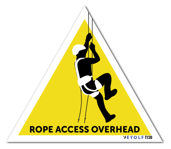Rope access overhead