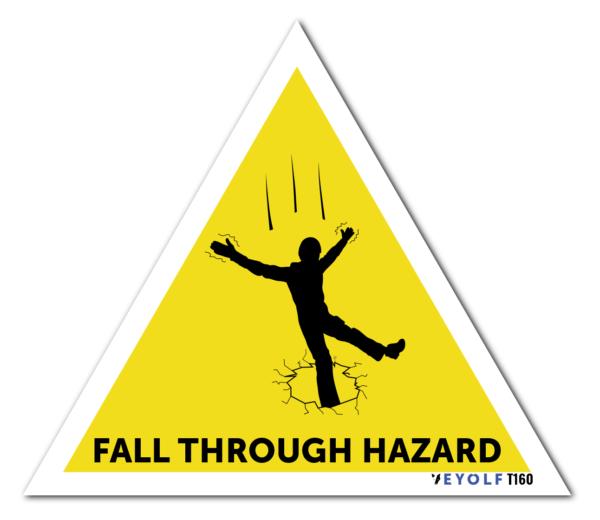Falling Through Hazard